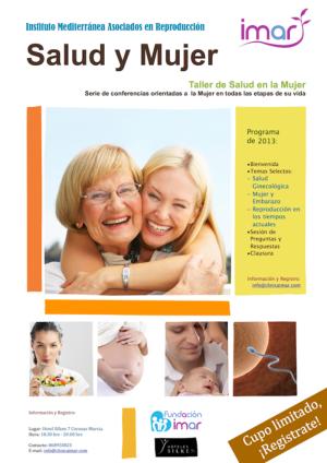 Taller de salud para la mujer Murcia