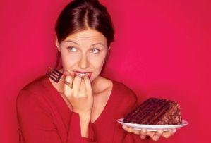 Estrés, alimentación y mujer