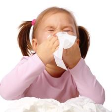 niña resfriada Homeopatía Imar